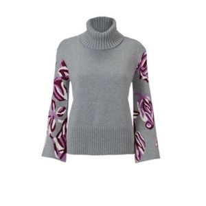 """Cabi 3704 Eden Cowl neck sweater Fall """"19 Large"""